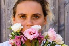 blommar ståenden Fotografering för Bildbyråer
