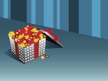 blommar valentinen Arkivfoto
