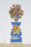 blommar vasen Royaltyfri Fotografi