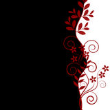 blommaram Royaltyfria Foton