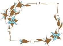 blommaram Royaltyfri Foto