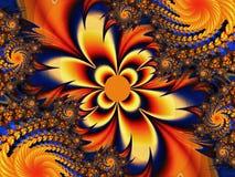 blommauniversal Royaltyfri Fotografi