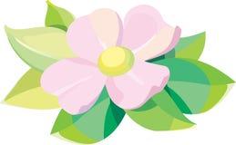 blommaviolet royaltyfri illustrationer