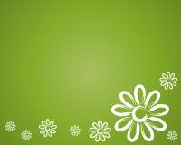 Blommawallpaper 2 Vektor Illustrationer