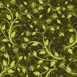 blommawallpaper Royaltyfri Bild