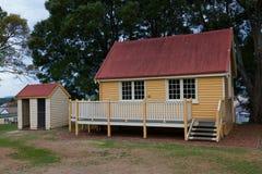 Blommig Gully Beaconsfield, Tasmanien för gammal skola Royaltyfri Bild