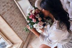 Blommor är perfekta Arkivfoto