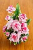Blommor Bukett av ro Arkivfoto