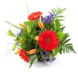 blommor dig Arkivbild