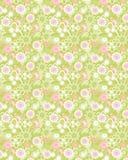 blommor för 1 backgr Royaltyfri Illustrationer