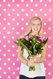 Blommor för fostrar Fotografering för Bildbyråer