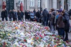 Blommor för prinsen Henrik, Danmark Royaltyfria Bilder
