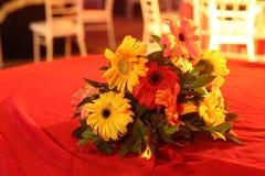 Blommor f?r garnering royaltyfri bild