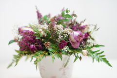Blommor från Paris Royaltyfri Foto