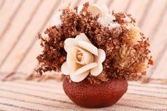 Blommor i vas Royaltyfri Bild