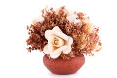 Blommor i vas Fotografering för Bildbyråer
