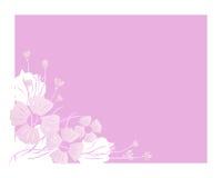 blommor steg Royaltyfri Fotografi
