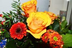 Blommor symboler av gillande Royaltyfria Foton