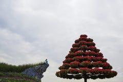 Blommorna Royaltyfri Bild