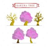 Blomningträd - Royaltyfri Foto