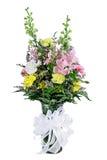 Blomsterhandlare Bouquet av blommor arkivfoton