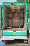 Blomsterhandlare Truck Royaltyfri Foto