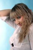 Blond stockbilder
