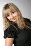 Blond lizenzfreie stockfotos