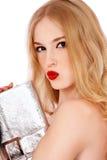 Blond photographie stock