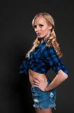 Blond Lizenzfreies Stockfoto