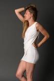 Blond Image libre de droits