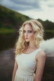 Blond photos stock