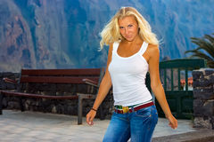 Blond Stock Fotografie