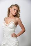 Blond angel Royalty Free Stock Photos