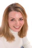 Blond assez jeune Photographie stock libre de droits