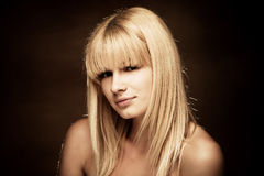 Blond beauty Royalty Free Stock Photography