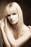 Blond beauty Royalty Free Stock Image