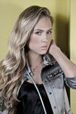 Blond Beauty Royalty Free Stock Photo