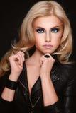 Blond beauty Royalty Free Stock Photos