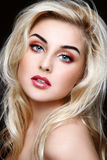 Blond beauty Royalty Free Stock Photos
