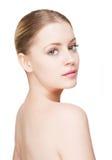 Blond beauty. Stock Image