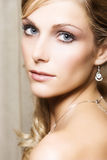 Blond Bride Stock Photos