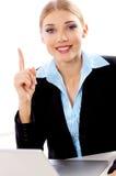 Blond Businesswoman Stock Photos