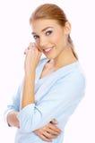 Blond Cutie Stock Photos