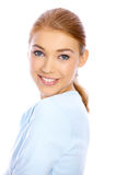 Blond Cutie Royalty Free Stock Photography