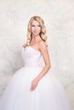 blond dress wedding young 白肤金发 免版税库存照片