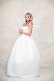 blond dress wedding young 白肤金发 免版税图库摄影