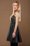 Blond flicka Royaltyfri Foto