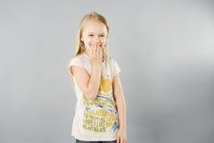 Le flicka Royaltyfri Fotografi