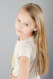 Ung flicka Arkivfoton
